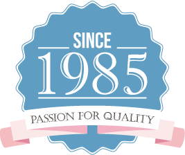Passion for quality since 1985